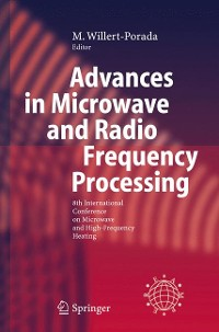 Cover Advances in Microwave and Radio Frequency Processing