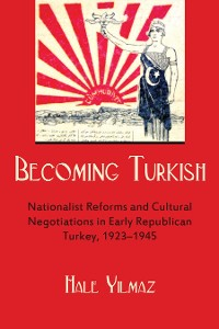 Cover Becoming Turkish