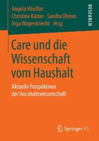 Cover Care und die Wissenschaft vom Haushalt