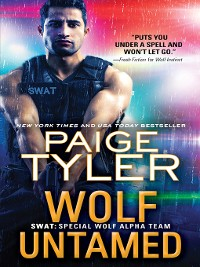 Cover Wolf Untamed