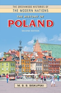 Cover History of Poland, 2nd Edition
