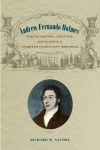 Cover Andrew Fernando Holmes