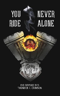 Cover You never ride Alone
