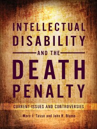 Cover Intellectual Disability and the Death Penalty