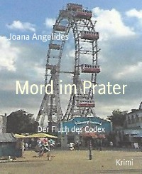 Cover Mord im Prater