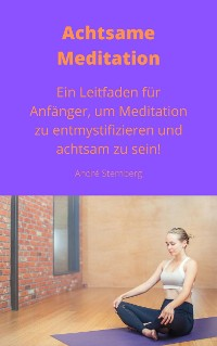 Cover Achtsame Meditation