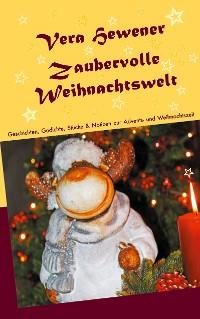 Cover Zaubervolle Weihnachtswelt