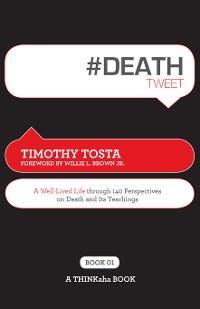 Cover #DEATHtweet Book01