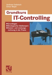 Cover Grundkurs IT-Controlling