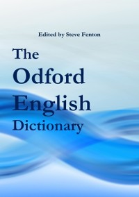 Cover Odford English Dictionary