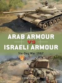 Cover Arab Armour vs Israeli Armour
