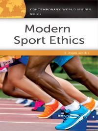 Cover Modern Sport Ethics