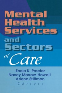 Cover Mental Health Services and Sectors of Care