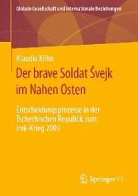 Cover Der brave Soldat Švejk im Nahen Osten