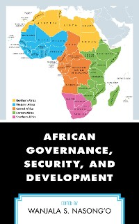 Cover African Governance, Security, and Development
