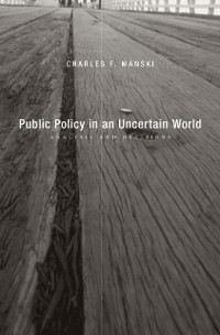 Cover Public Policy in an Uncertain World