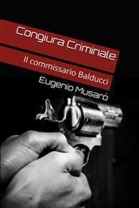 Cover Congiura Criminale