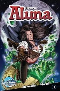 Cover The World of Aluna #1