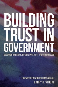 Cover Building Trust in Government