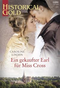 Cover Ein gekaufter Earl für Miss Cross