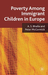 Cover Poverty Among Immigrant Children in Europe