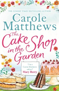 Cover Cake Shop in the Garden