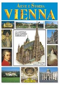 Cover Vienna Arte e Storia - Edizione Italiana