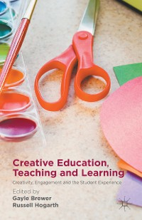 Cover Creative Education, Teaching and Learning