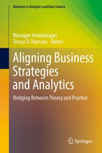 Cover Aligning Business Strategies and Analytics