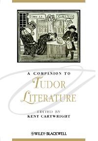 Cover A Companion to Tudor Literature