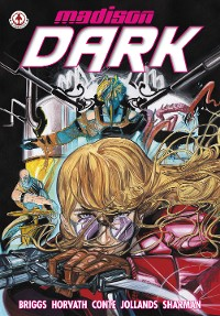 Cover Madison Dark