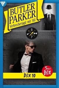 Cover Butler Parker Box 10 – Kriminalroman