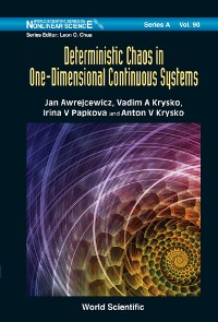Cover Deterministic Chaos In One Dimensional Continuous Systems