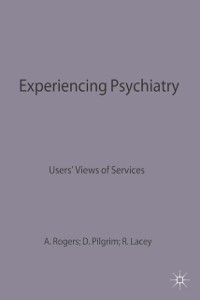 Cover Experiencing Psychiatry