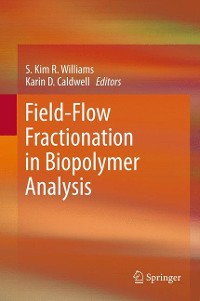 Cover Field-Flow Fractionation in Biopolymer Analysis