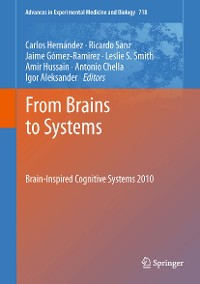 Cover From Brains to Systems