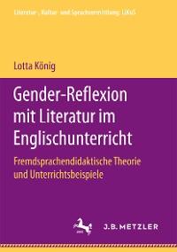 Cover Gender-Reflexion mit Literatur im Englischunterricht
