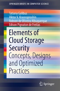 Cover Elements of Cloud Storage Security