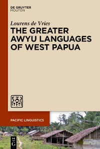 Cover The Greater Awyu Languages of West Papua