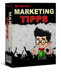 Cover 90 Internet Marketing Tipps