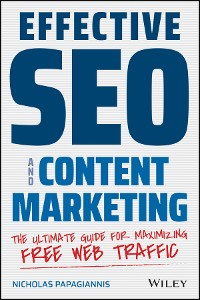 Cover Effective SEO and Content Marketing