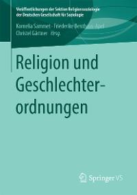 Cover Religion und Geschlechterordnungen
