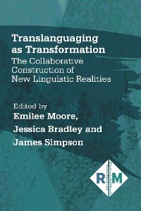 Cover Translanguaging as Transformation