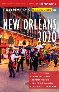 Cover Frommer's EasyGuide to New Orleans 2020