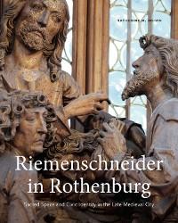 Cover Riemenschneider in Rothenburg