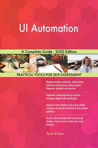 Cover UI Automation A Complete Guide - 2020 Edition