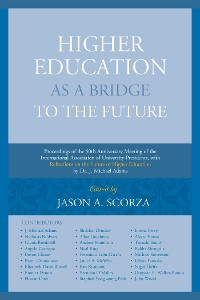 Cover Higher Education as a Bridge to the Future