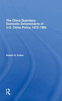 Cover China Quandary