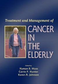Cover Treatment and Management of Cancer in the Elderly