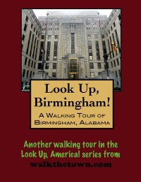 Cover Walking Tour of Birmingham, Alabama